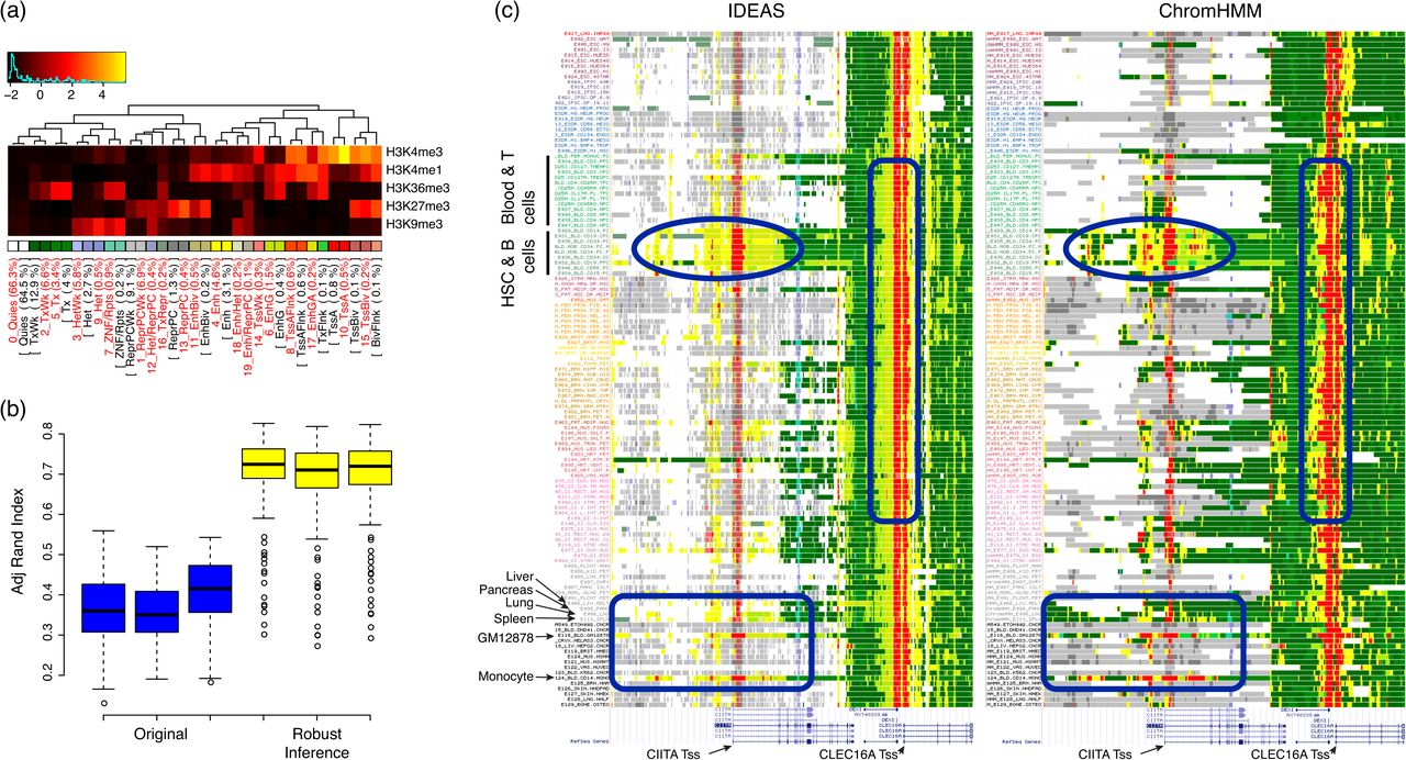 Accurate and Reproducible Functional Maps in 127 Human Cell
