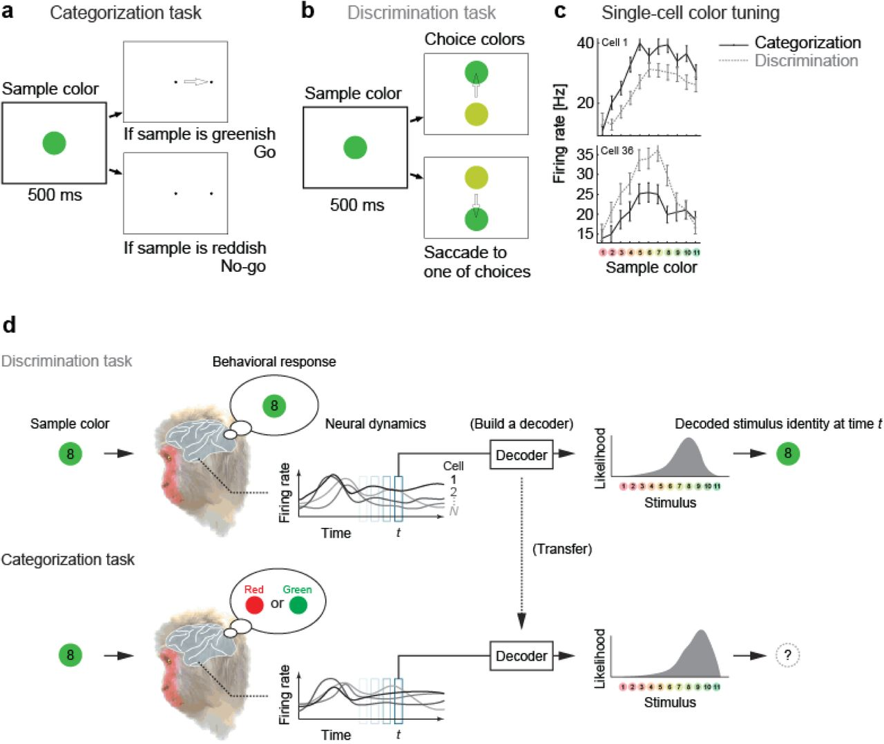 Context-Dependent Attractor Dynamics in Visual Cortex | bioRxiv