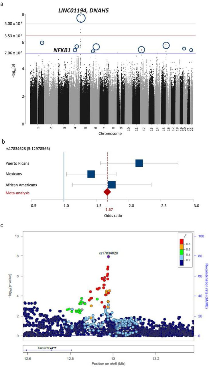 Whole Genome Sequencing of Pharmacogenetic Drug Response in Racially