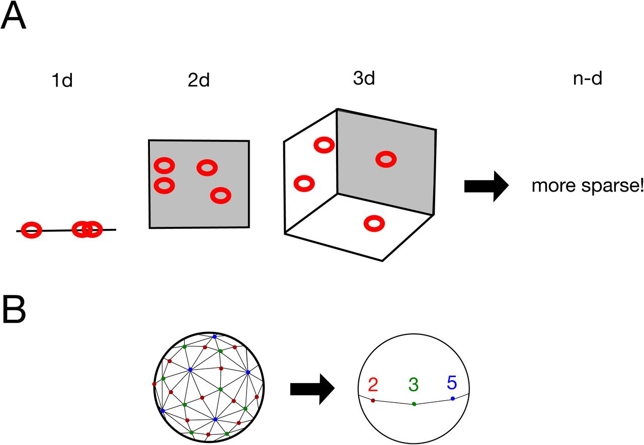 """Rigid geometry solves """"curse of dimensionality"""" effects in"""