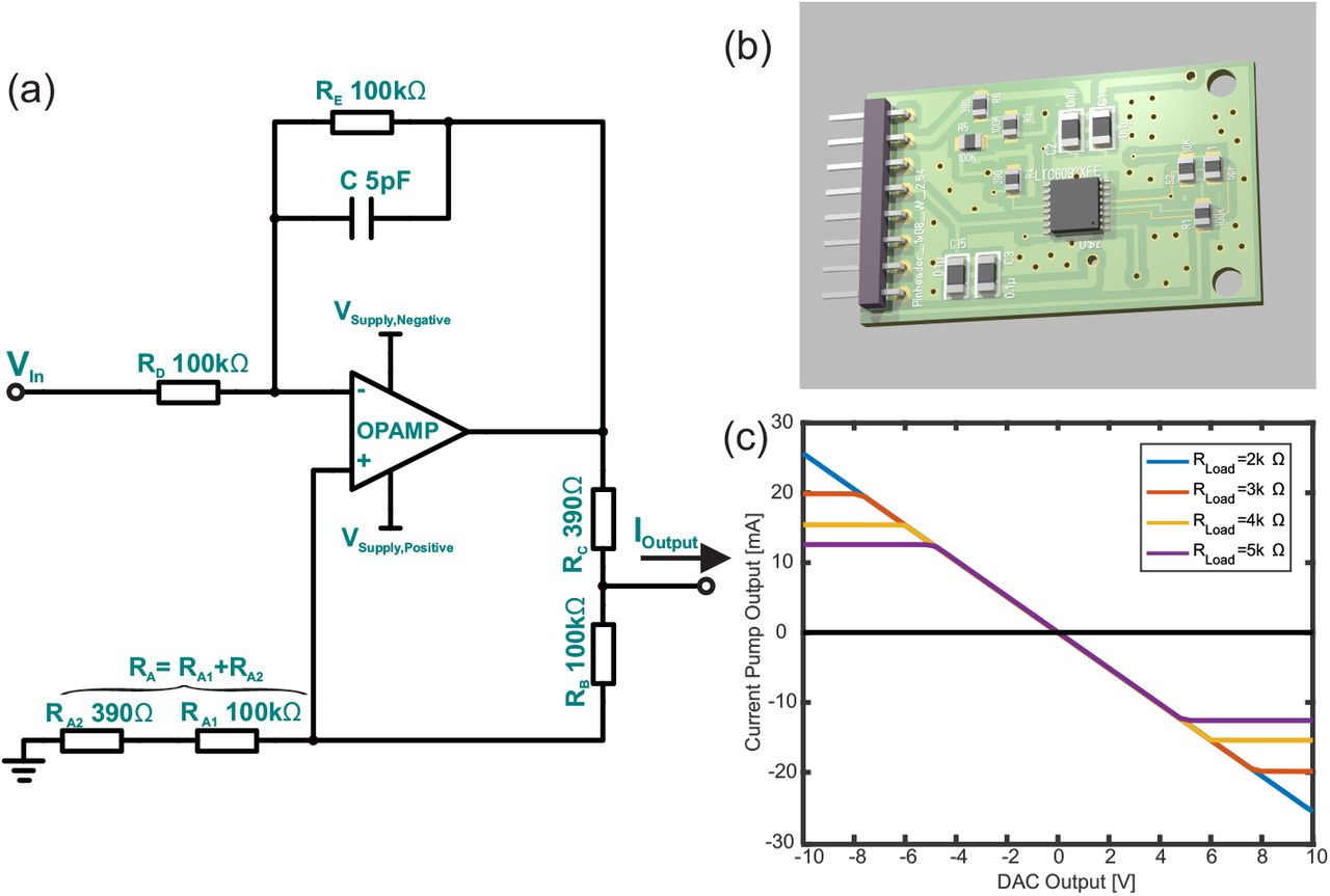Schematic For The Emg Circuit The Op Amp Is Used To Create A Virtual