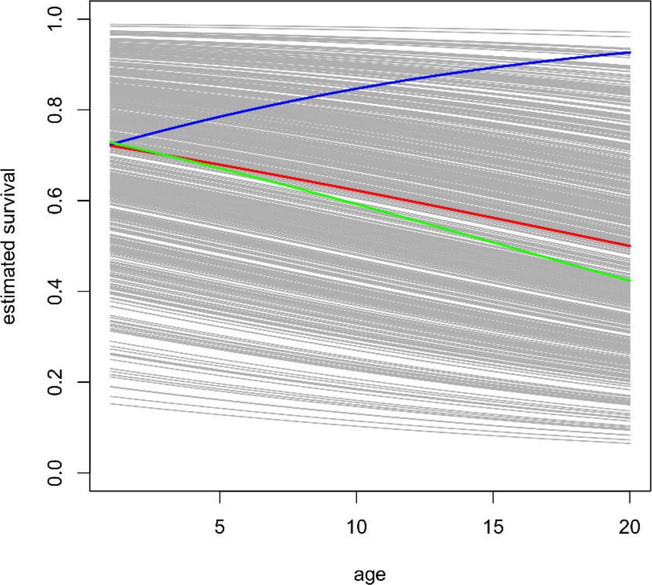 Individual heterogeneity and capture-recapture models: what