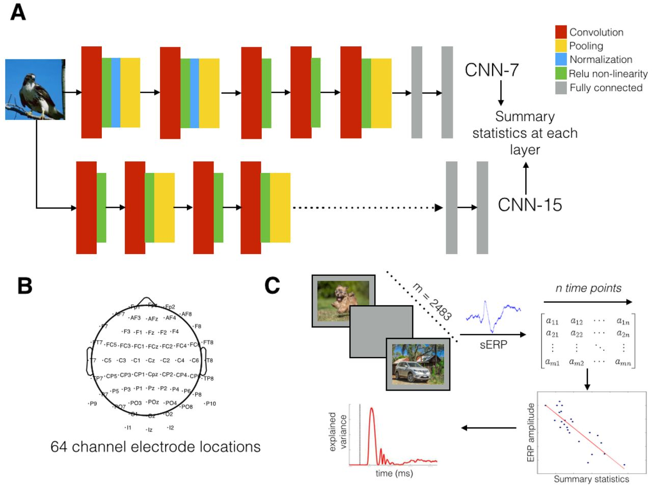 Characterizing the temporal dynamics of object recognition by deep