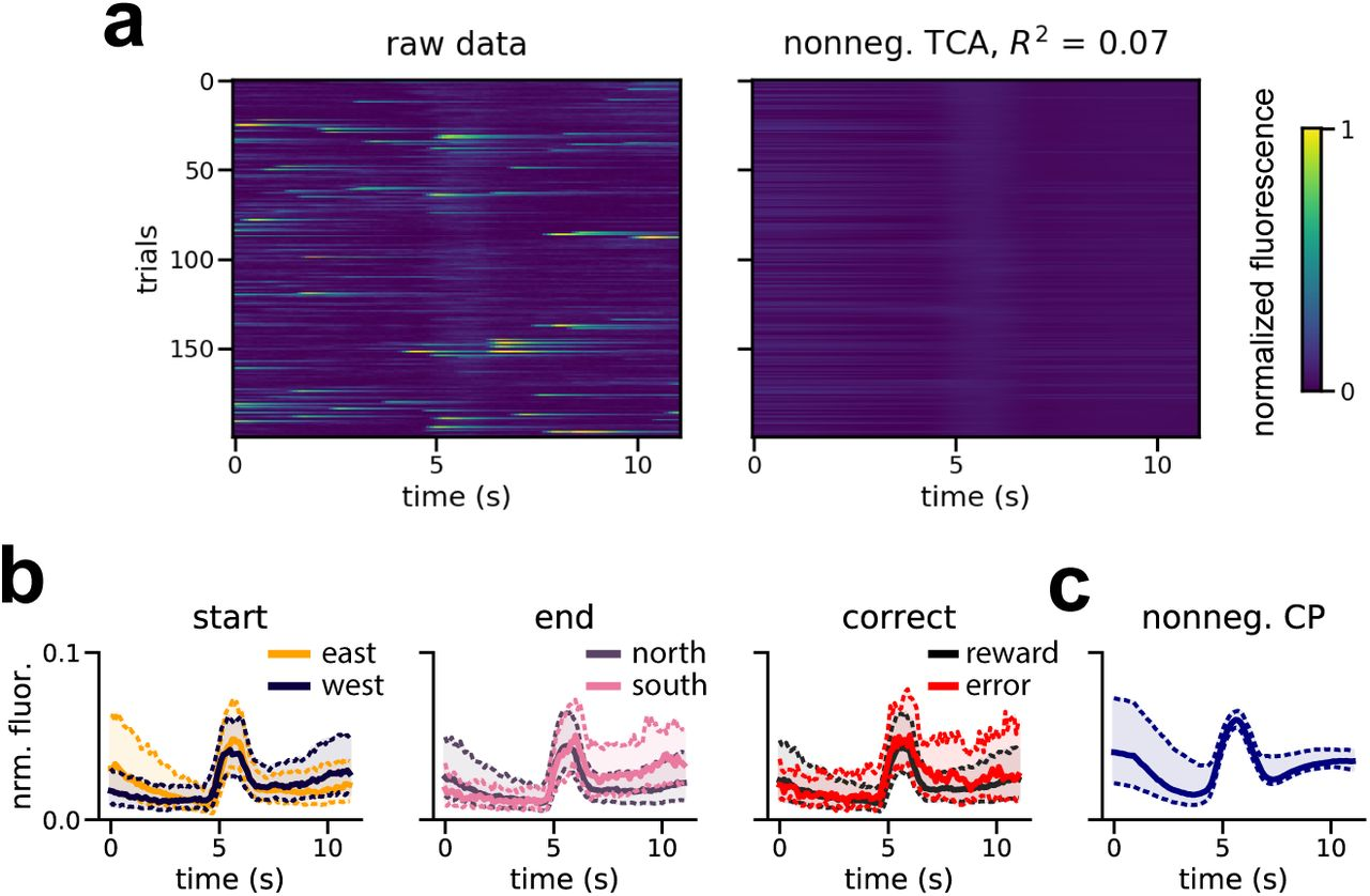 Unsupervised discovery of demixed, low-dimensional neural