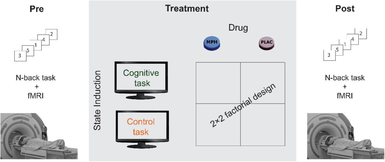 Context of Psychotropic Drug Delivery Modulates its