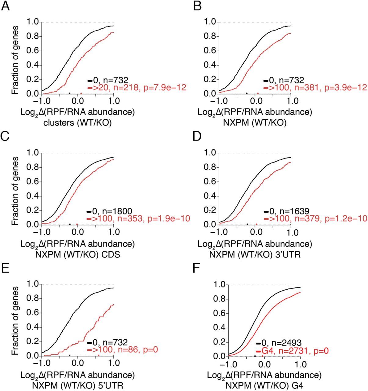 DHX36 binding at G-rich sites in mRNA untranslated regions promotes on