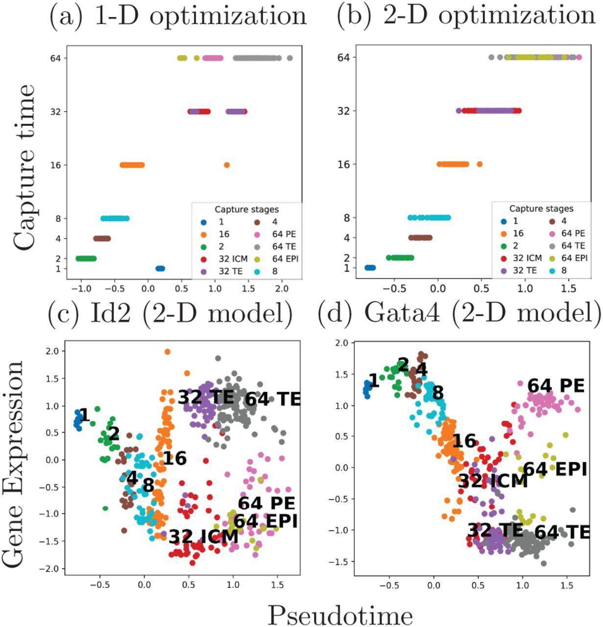 GrandPrix: Scaling up the Bayesian GPLVM for single-cell data | bioRxiv