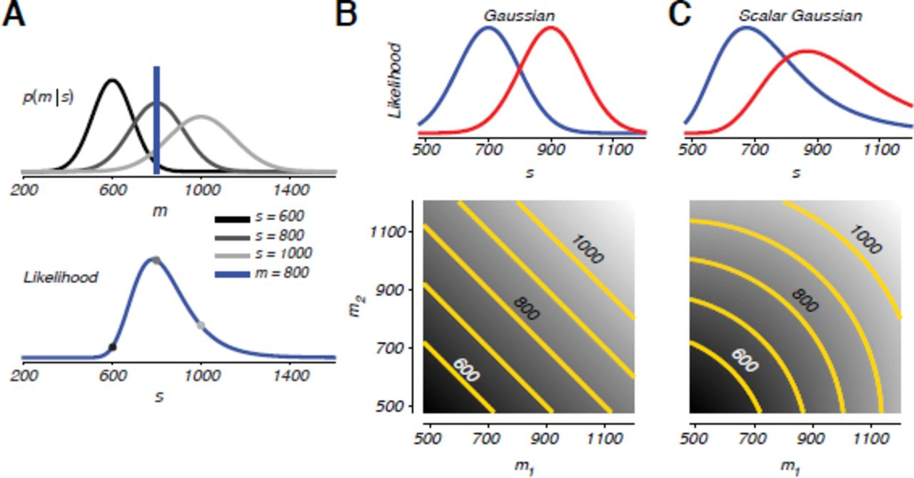 A nonlinear updating algorithm captures suboptimal inference
