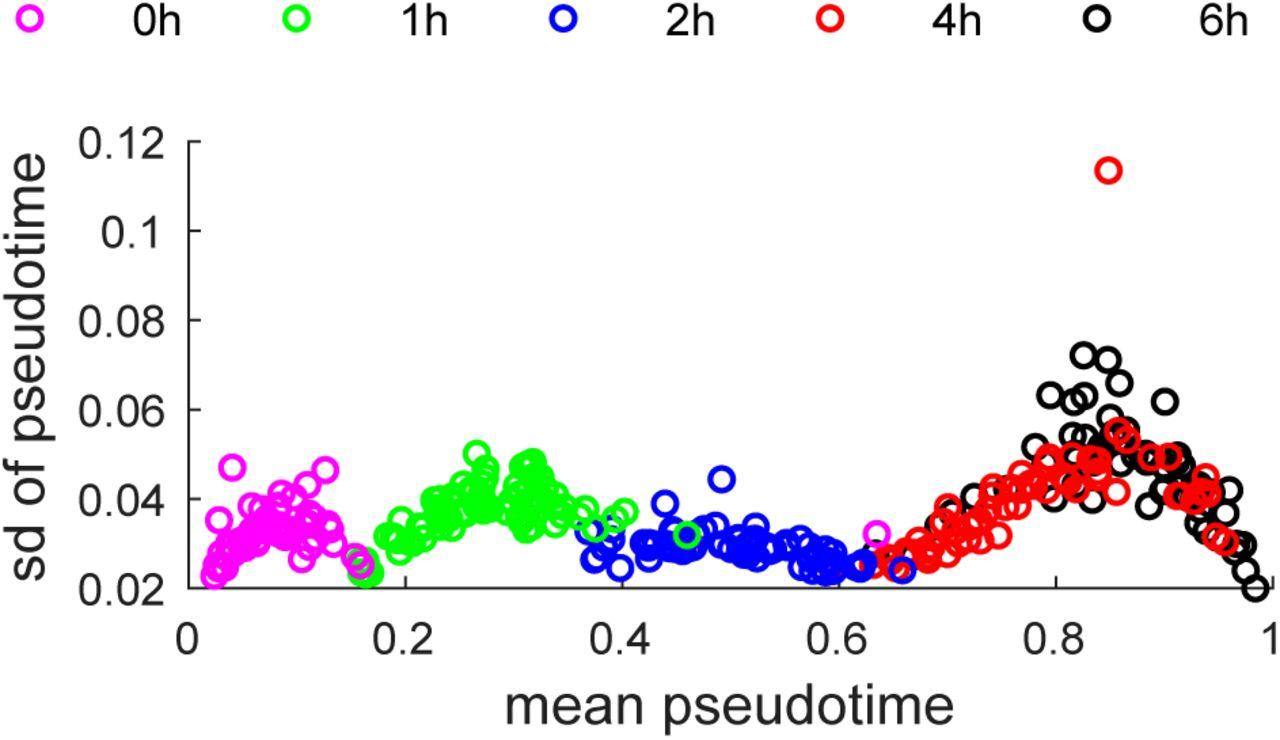 GPseudoRank: a permutation sampler for single cell orderings