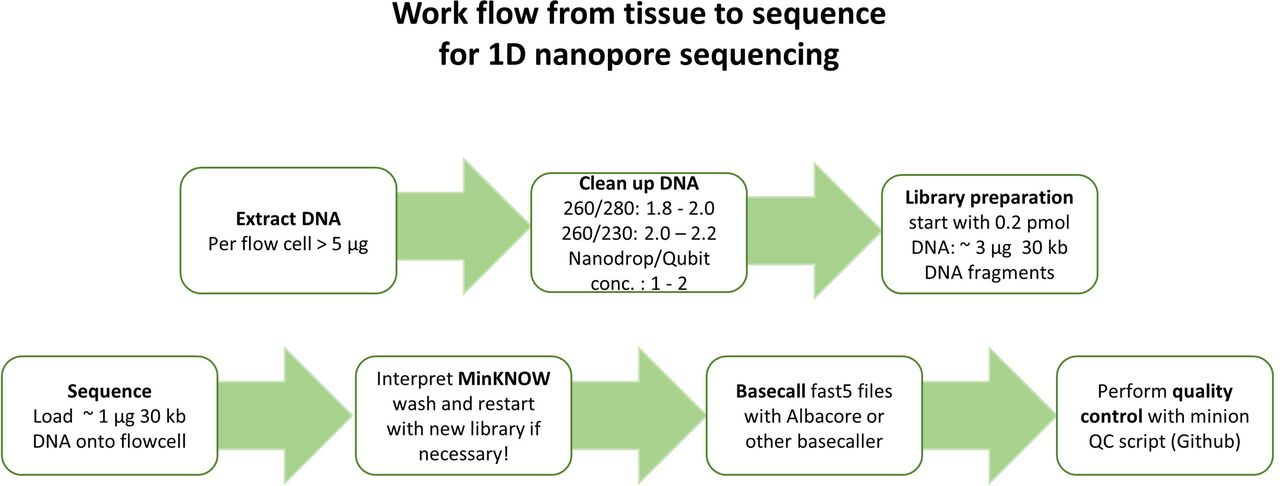 A comprehensive toolkit to enable MinION sequencing in any