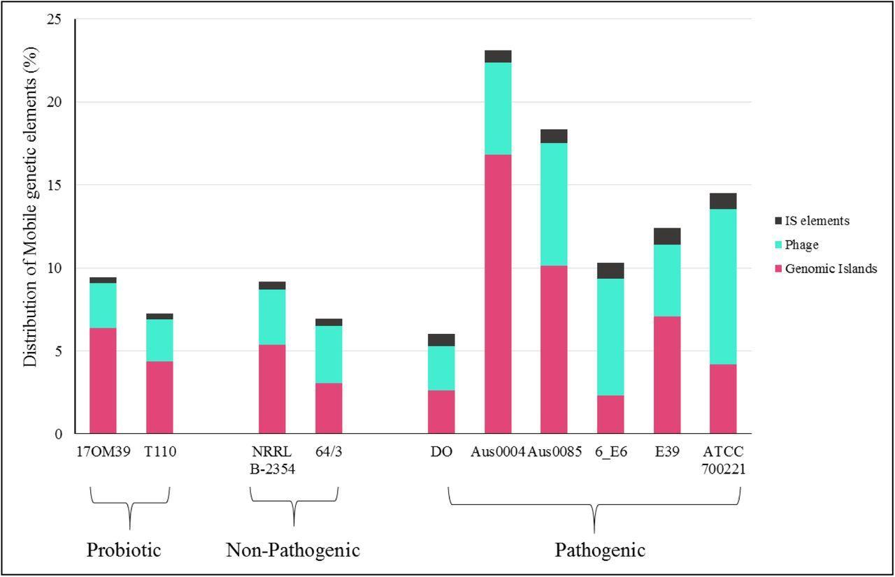 Comparative Genome Analysis Reveals Important Genetic Factors