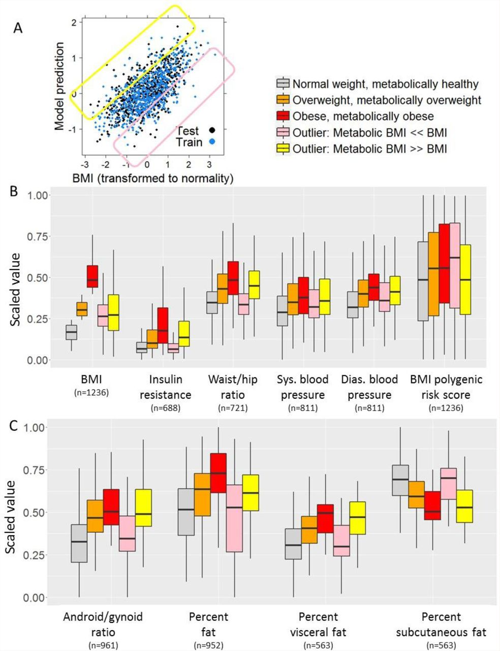 Profound perturbation of the human metabolome by obesity
