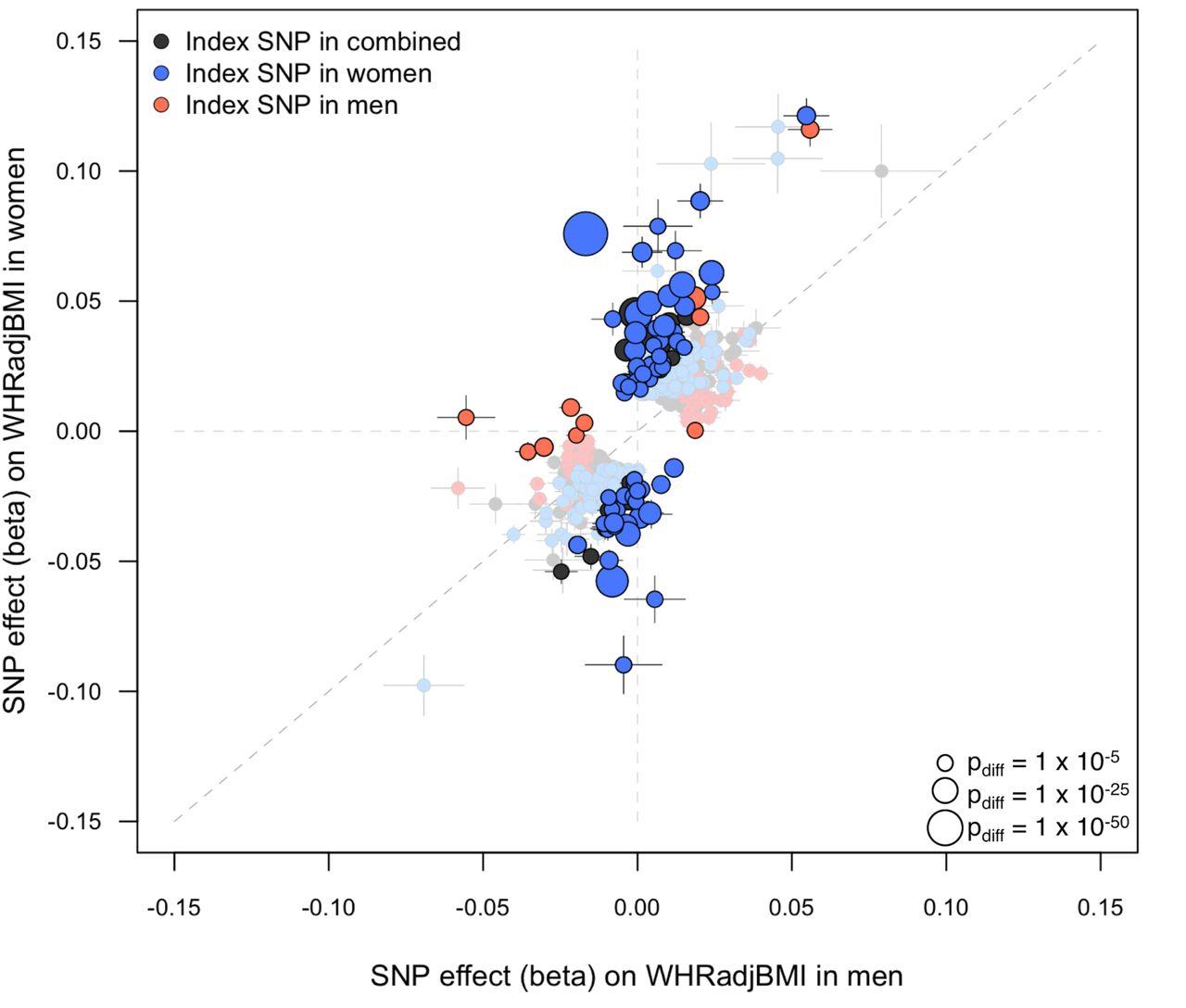 Meta-analysis of genome-wide association studies for body