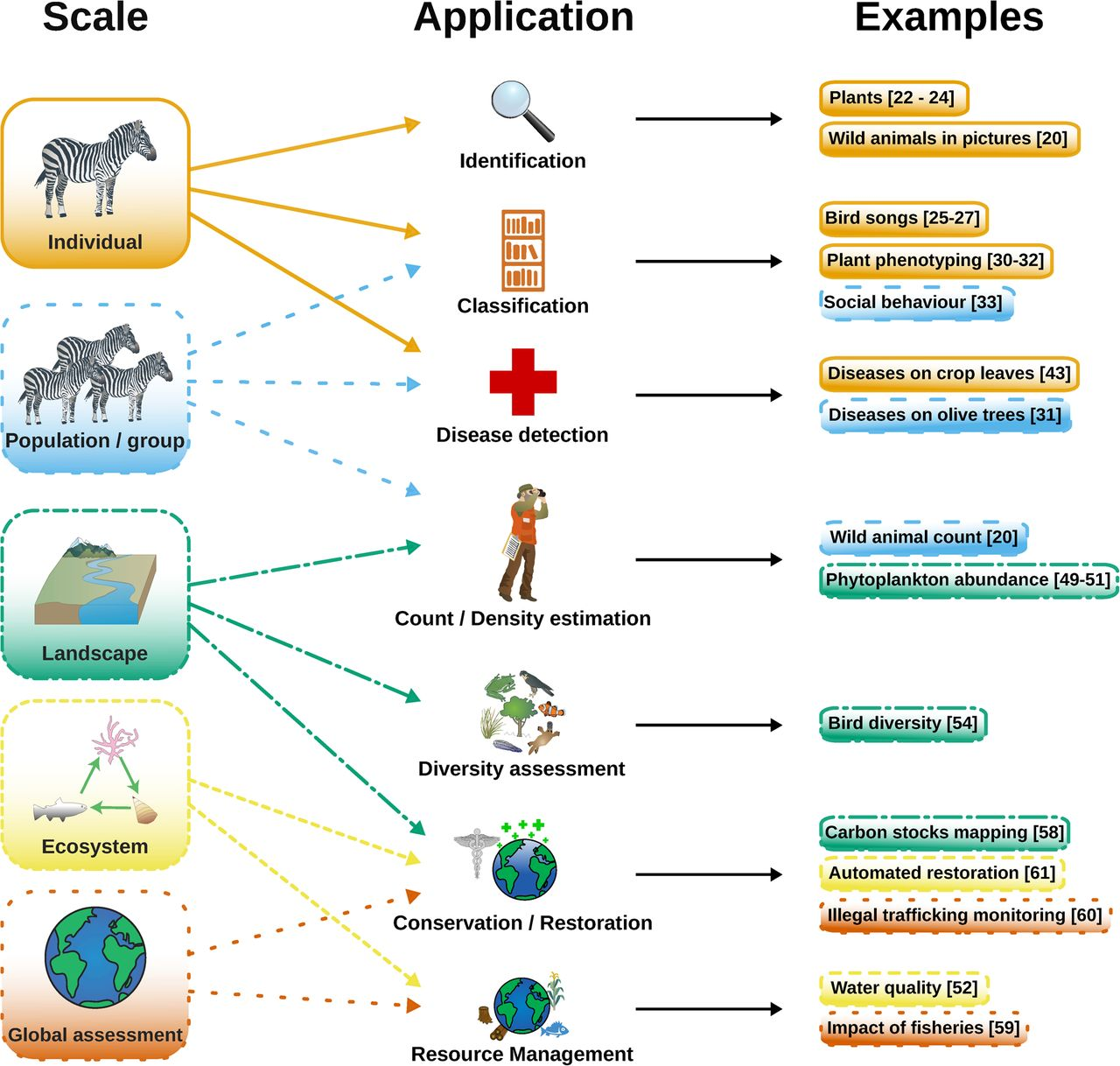 Applications for deep learning in ecology | bioRxiv