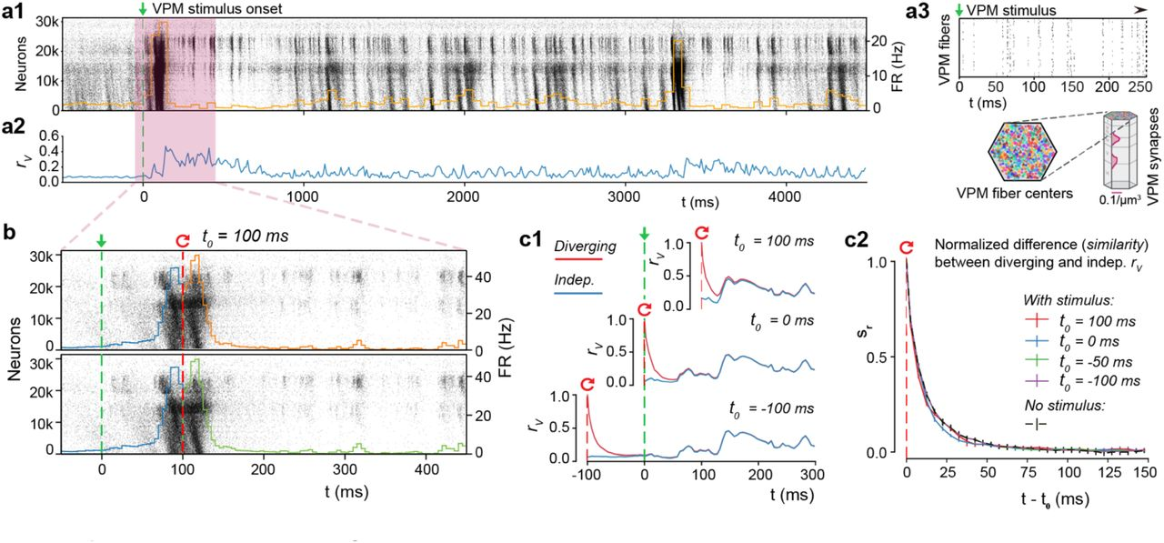 Cortical reliability amid noise and chaos | bioRxiv