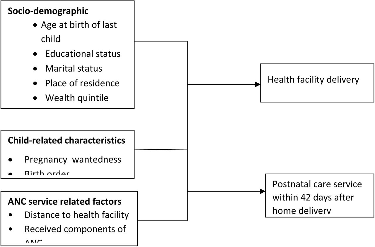Facility delivery and postnatal care services use among mothers who