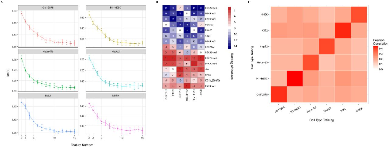 Modeling circRNAs expression pattern with integrated sequence and