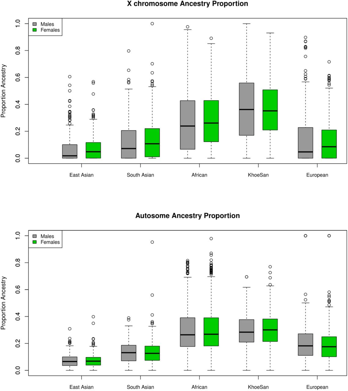 A sex-stratified genome-wide association study of tuberculosis using