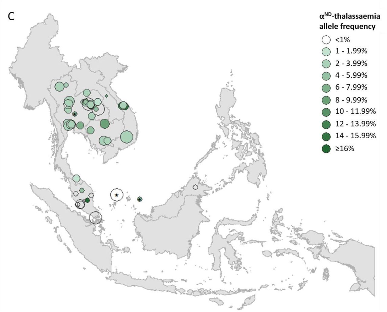 569df16a4d6 Estimating the burden of α-thalassaemia in Thailand using a ...