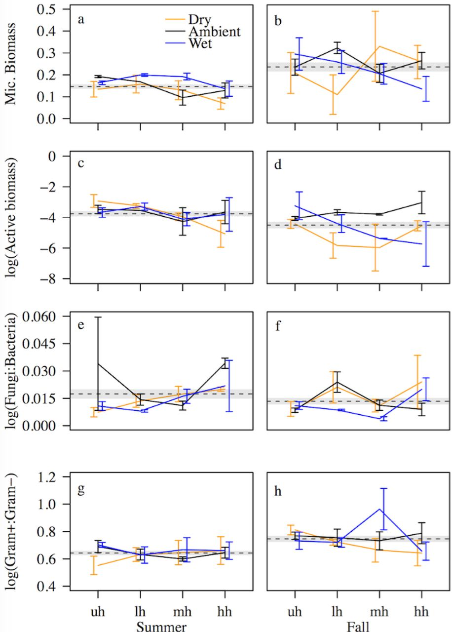 Microbial dormancy improves predictability of soil respiration at