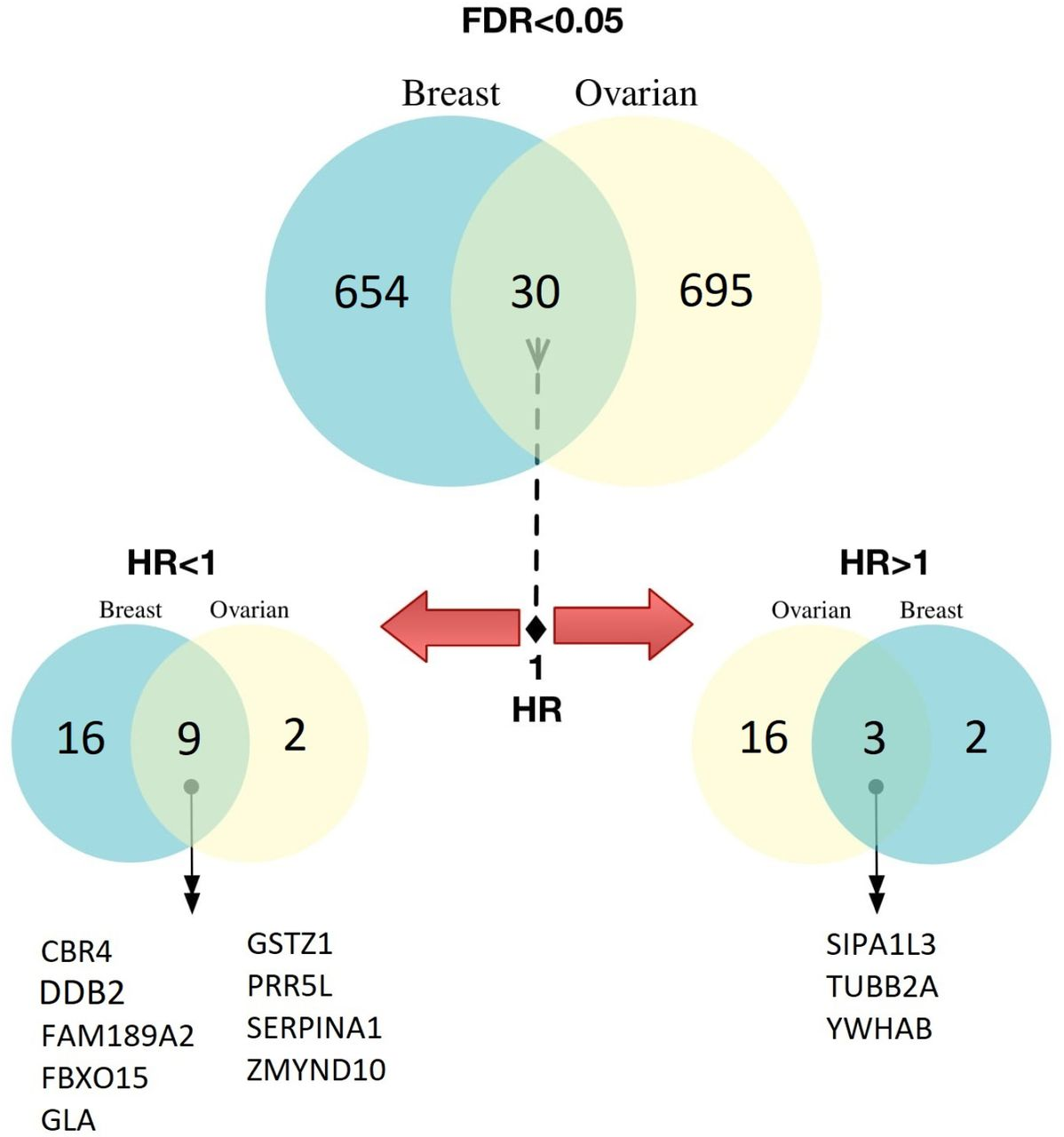 MetaGxData: Clinically Annotated Breast, Ovarian and Pancreatic