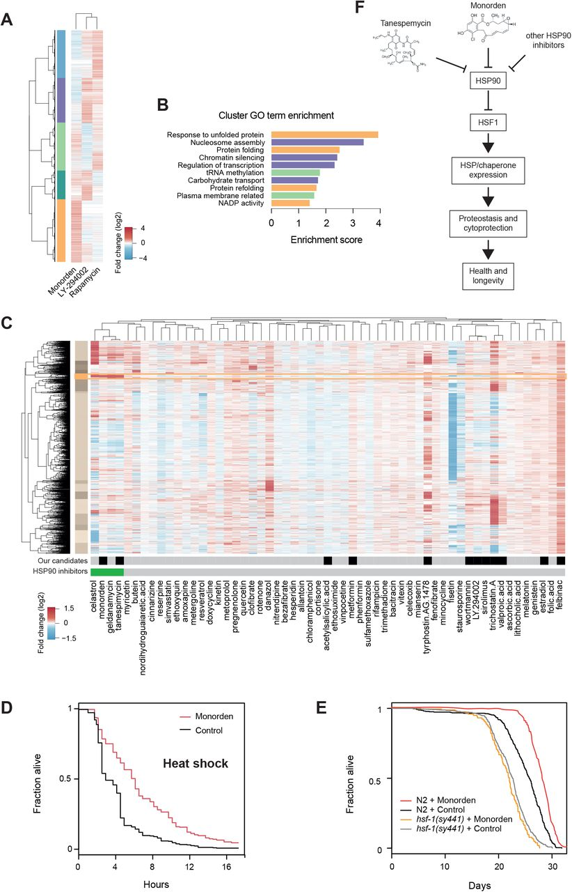 Transcriptomics-based screening identifies pharmacological