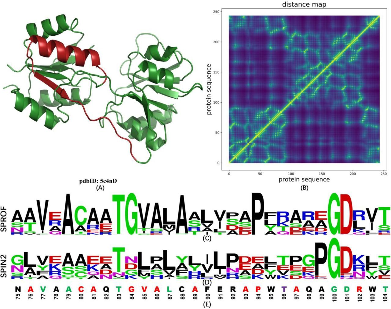 To Improve Protein Sequence Profile Prediction through Image