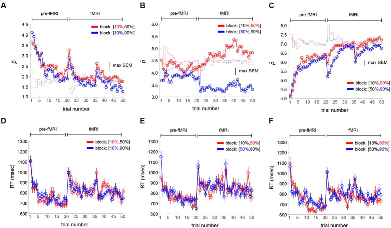 Context-Dependent Probability Estimation and its Neurocomputational