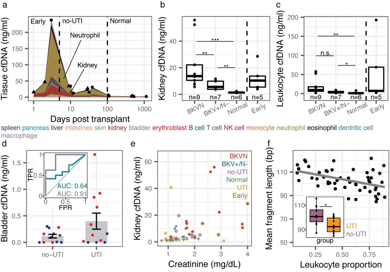 A cell-free DNA metagenomic sequencing assay that integrates